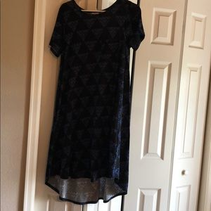 Lularoe Carly Dress Size S